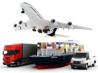 国际空运、海运